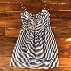 Ralph Lauren Striped dress sz 10